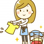 洗濯物の<span>部屋干し時の臭い</span> 原因から予防、対策、取り方まで