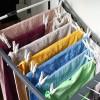 梅雨の洗濯物を部屋干しで乾かす!除湿機&扇風機で<span>臭い対策</span>