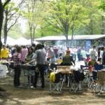 昭和記念公園でバーベキュー 予約は必要?料金は?雨天時は?