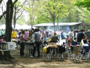 BBQ昭和記念公園
