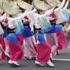 南越谷阿波踊り2016の日程 場所取り必要?前夜祭には屋台出る?
