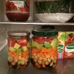 ジャーサラダの安全性と食中毒リスクを減らすための衛生管理
