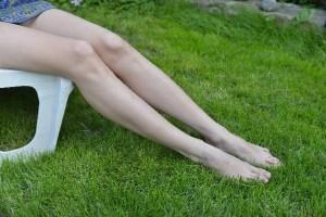 膝 黒ずみ 角質