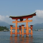 <span>厳島神社</span>にカップルで 満潮時間・干潮時間のおすすめ観光方法は?