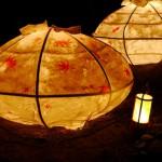 嵐山花灯路2015開催期間は?夕食は屋台?雨天時のライトアップは?