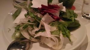 billsサラダ
