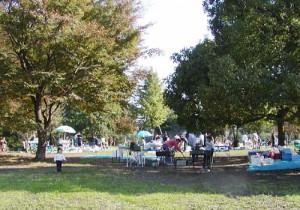 BBQ舎人公園