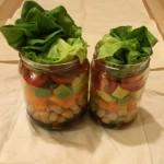 ジャーサラダの作り方 おすすめのビンや野菜・果物と注意点