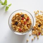 ミューズリーの栄養価は<span>ダイエット</span>に効果的!糖質制限中の方にも!