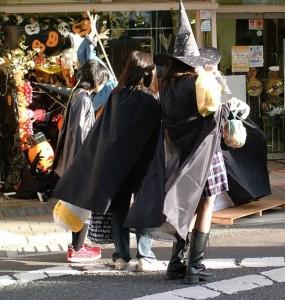 ハロウィンは日本にいつから広まった?