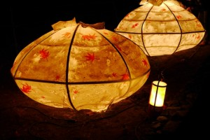 嵐山花灯路2015の開催期間