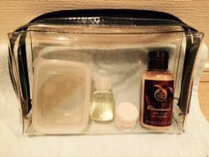 化粧品・シャンプーなどのサンプル、トライアルセット